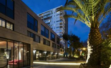 hotel upper diagonal barcelona