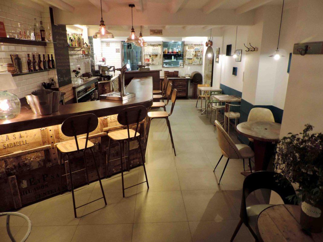 l'escale bistrot restaurante francés barcelona