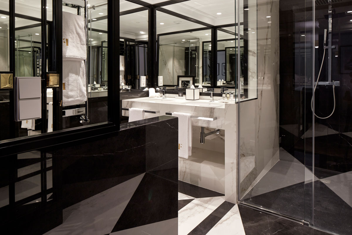 lavabo hotel villa favorita donostia