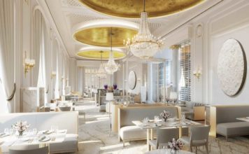 restaurante deesa hotel ritz mandarin oriental madrid